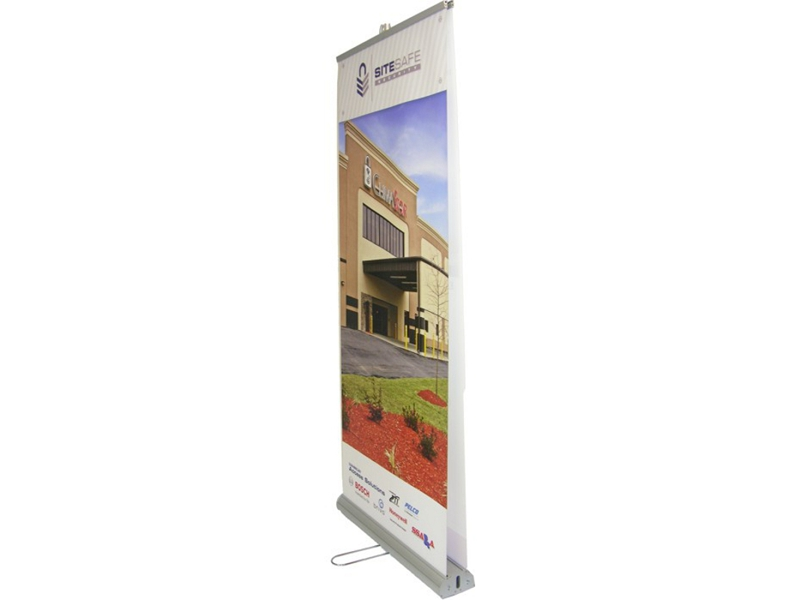 pull up banners for trade shows