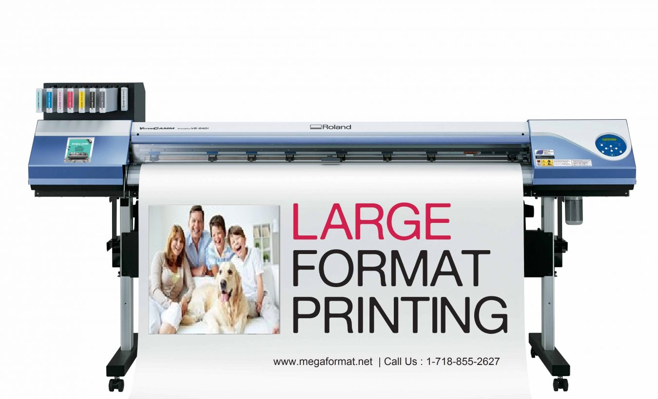 Large Format Printing - Trade show Display