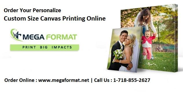 large canvas prints custom