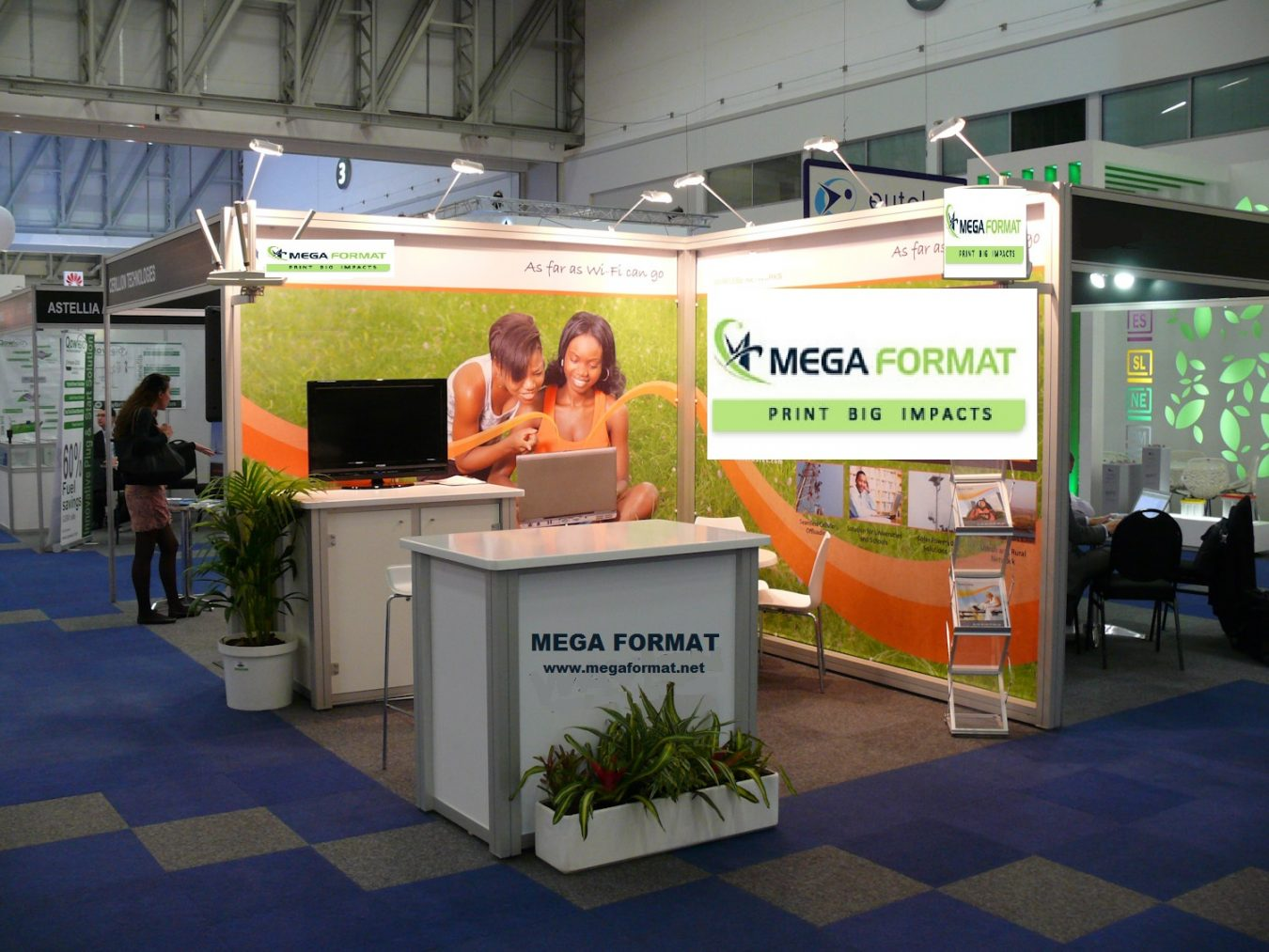 Trade Show Display & Large Format Printing