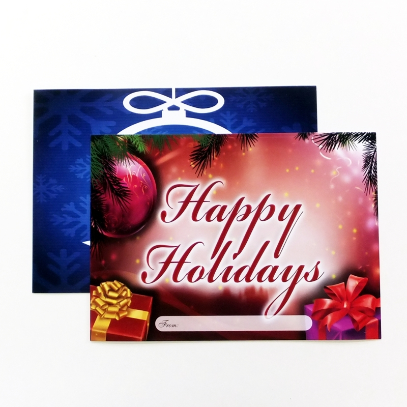 Holiday Postcard printing