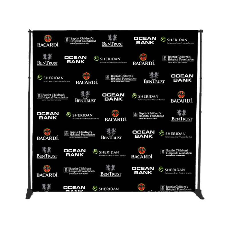Step and Repeat Banner NYC